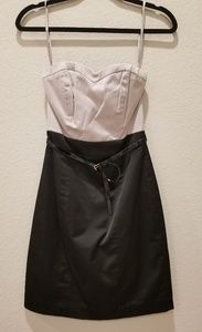 H&M NWT Strapless Dress Size 6